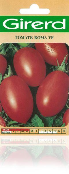 graines semis tomate roma sachet 1 g. Black Bedroom Furniture Sets. Home Design Ideas