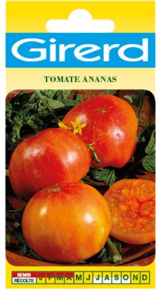 graines semis tomate ananas tomate peannaple. Black Bedroom Furniture Sets. Home Design Ideas